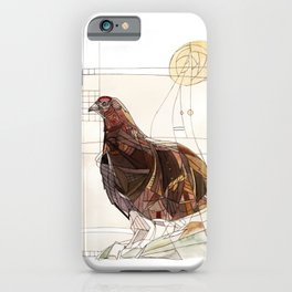 Infamous Grouse iPhone Case