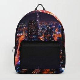 Dubai Skyscrapers Backpack