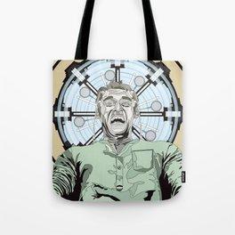 Total Recall - Arnold Schwarzenegger Flavour Tote Bag