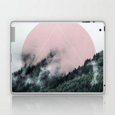 Foggy Woods 2 Laptop & iPad Skin