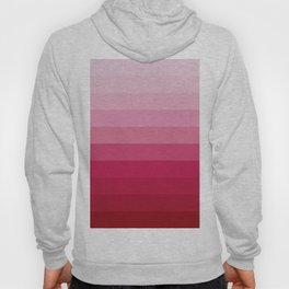 WINE RED GRADIENT Hoody