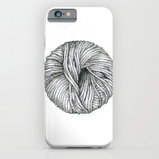 Ball of yarn iPhone & iPod Case