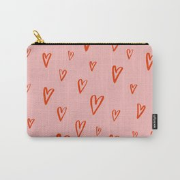 Heart Doodles 1 Carry-All Pouch