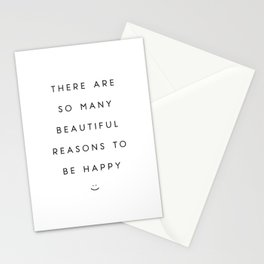 So Many Reasons 02 Stationery Cards