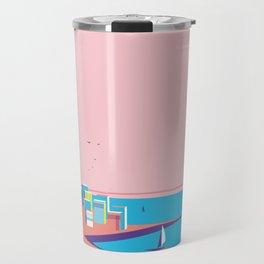 Riviera Dreamer Travel Mug