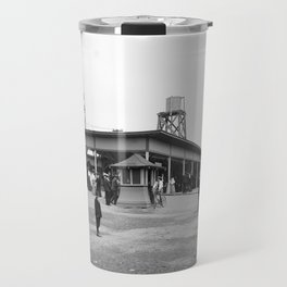 Euclid Beach Park Causeway Travel Mug