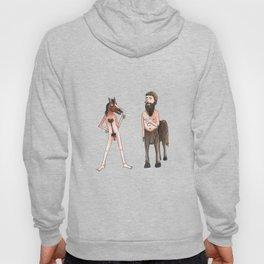 Who Invited Reverse Centaur? Hoody