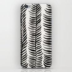 Black Seaweed iPhone & iPod Skin