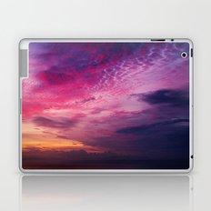 Red Sky Sunrise Laptop & iPad Skin