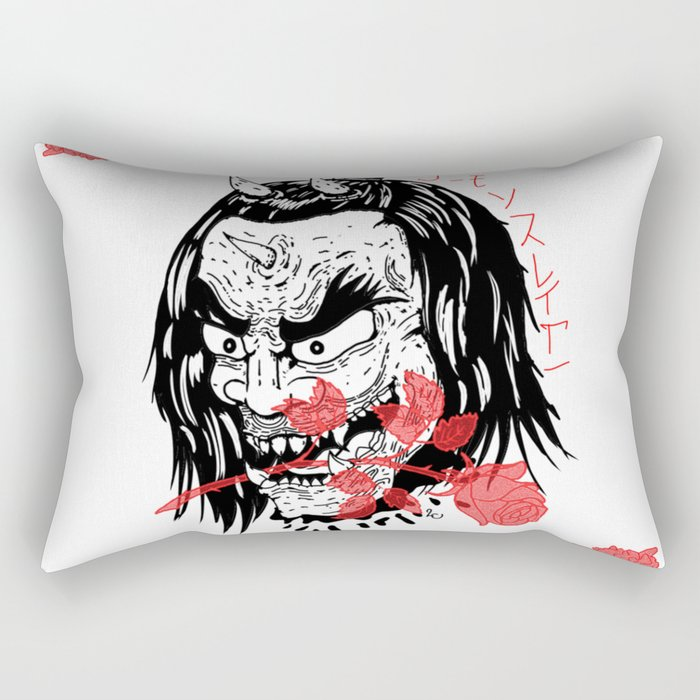 Demon Slayer Rectangular Pillow