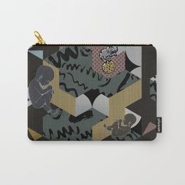 Cosmic child | Chocolate version Carry-All Pouch