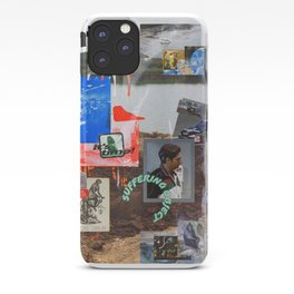Red Howler iPhone Case