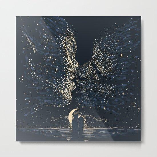 Star Crossed Metal Print