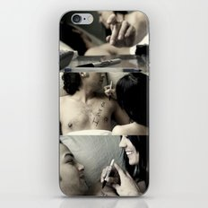I Love You Period. iPhone & iPod Skin