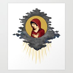 Sonmi-451 Art Print