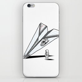 Papernauts iPhone Skin