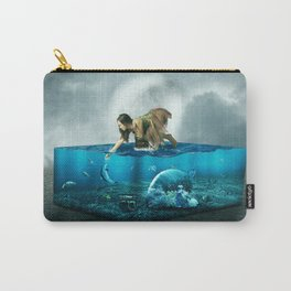 The lost Aquarium Carry-All Pouch