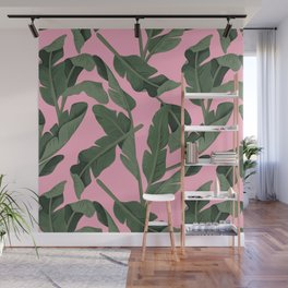 Tropical '17 - Forest [Banana Leaves] Wall Mural