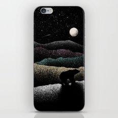 Wandering Bear iPhone Skin