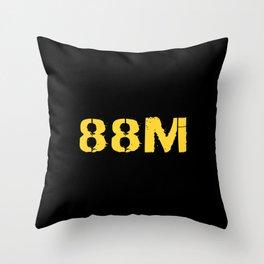 88M Motor Transport Operator Throw Pillow