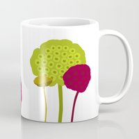 plants Mugs featuring Plants by Studio CODECO
