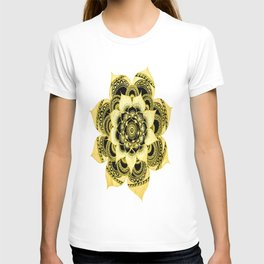 cool mandala T-shirt