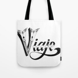 Viaje / Trip Tote Bag