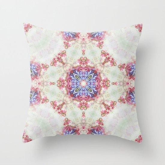 summer love N°2 Throw Pillow