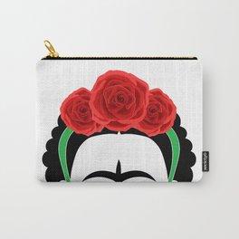 Frida Kahlo: Te quiero mas que mi propia piel. Carry-All Pouch