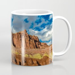 Red Cliffs - Capitol Reef National Park, Utah Coffee Mug