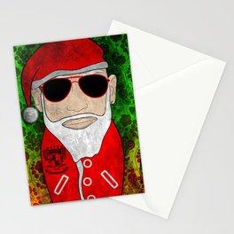 Santa Matryoshka / Nesting Doll  Матрешка Дед Мороз Stationery Cards