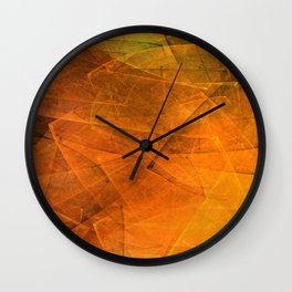 Many-faceted... Wall Clock
