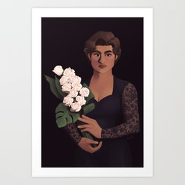 The One You Couldn't Burn Art Print