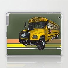 School bus Laptop & iPad Skin