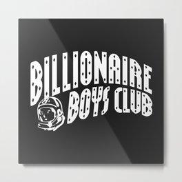 Billionaire Boys Club Logo Metal Print