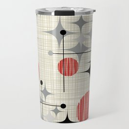 Starbursts and Globes 2 Travel Mug
