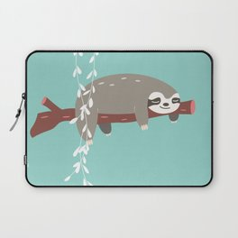 Sloth card - just 5 more minutes Laptop Sleeve