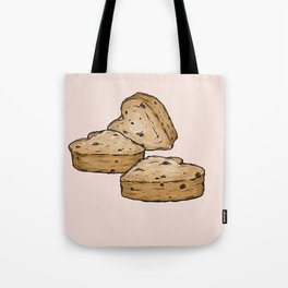 Q is for Queen Cake Tote Bag