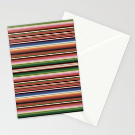 Southwest Serape Stationery Cards