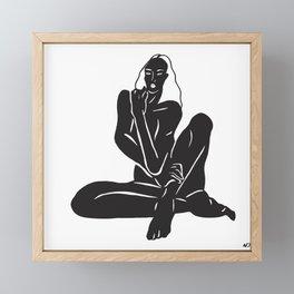 Soloist Framed Mini Art Print