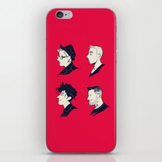 We Are the Fall Out iPhone & iPod Skin