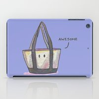 totes iPad Cases featuring Totes Awesome! by artofjeffp