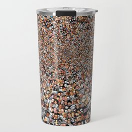 """The Work 3000 Famous and Infamous Faces Collage Travel Mug"