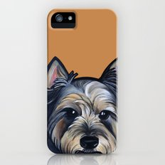 Rigoletto the cairn terrier iPhone (5, 5s) Slim Case