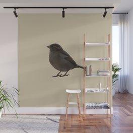 Poly Bird 3  Wall Mural