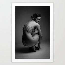 ONOH 4 Art Print
