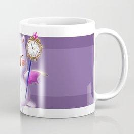 Time Traveling Moogle Coffee Mug