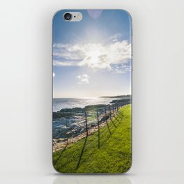 Irish landscape iPhone Skin