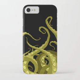 Subterranean Green iPhone Case