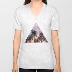 Summer Palm Tree #Society6 #Buyart #Decor Unisex V-Neck